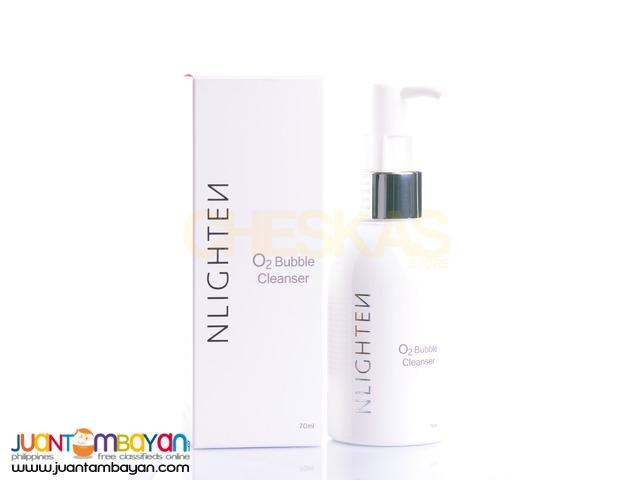 Nlighten O2 Bubble Cleanser