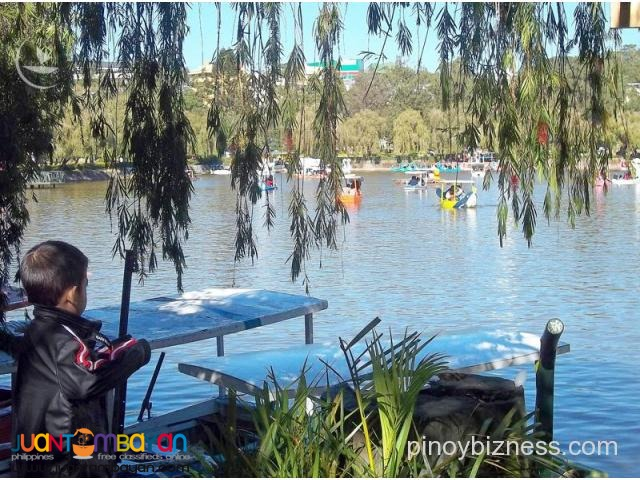 Baguio tour package, then playground of Americans