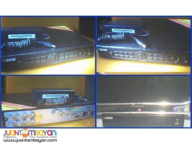 Cctv Dvr: Qsee 4channel 160HD