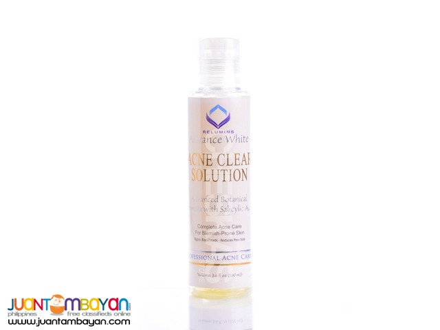 Relumins Advance White Acne Clear Solution