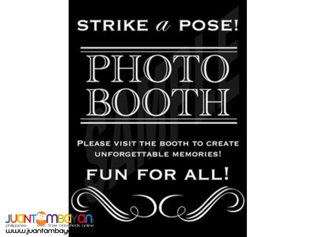 Photobooth for RENT