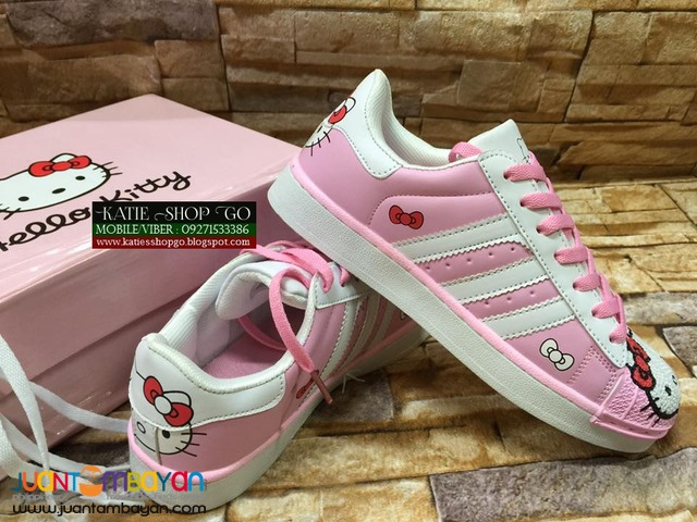 HELLO KITTY SHOES FOR LADIES