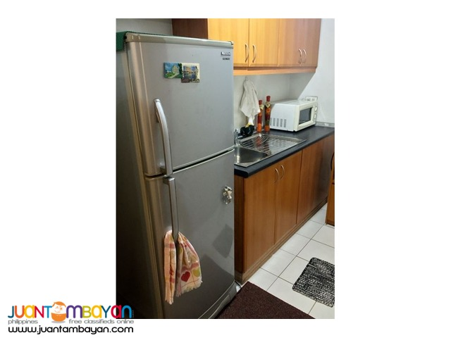 FOR RENT!! Fully furnished 1BR, Forbeswood Heights, Taguig City