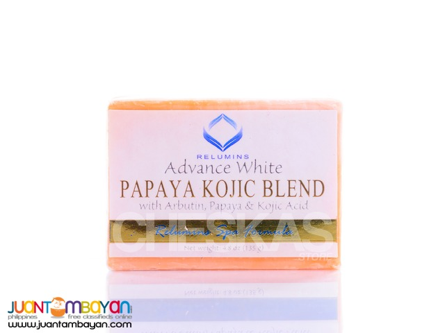 Relumins Advance White Papaya Kojic Blend