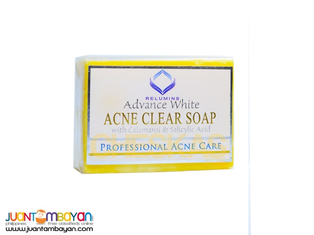 Relumins Advance White Acne Clear Soap