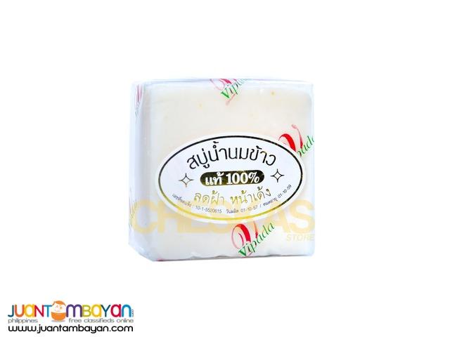 Vipada Rice Milk Soap