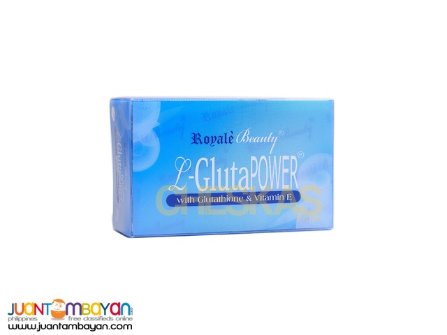Royale Beauty L-Gluta Power Soap