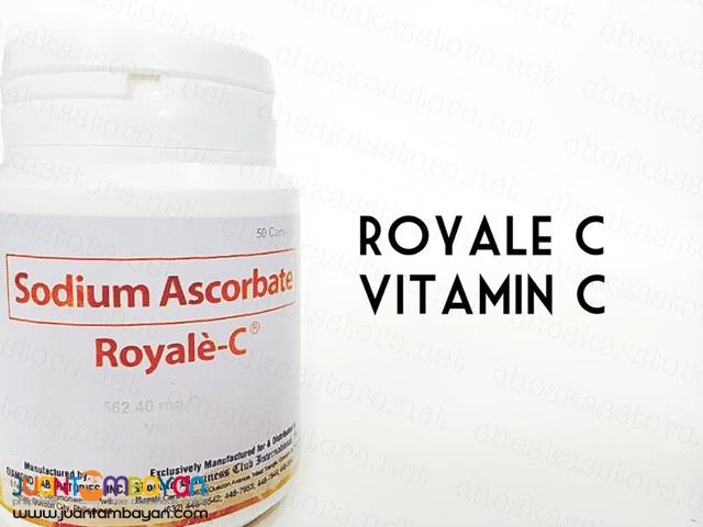 Royale C Vitamin C Sodium Ascorbate