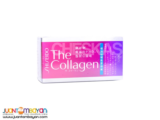 Shiseido Collagen Tablet Beauty Supplement