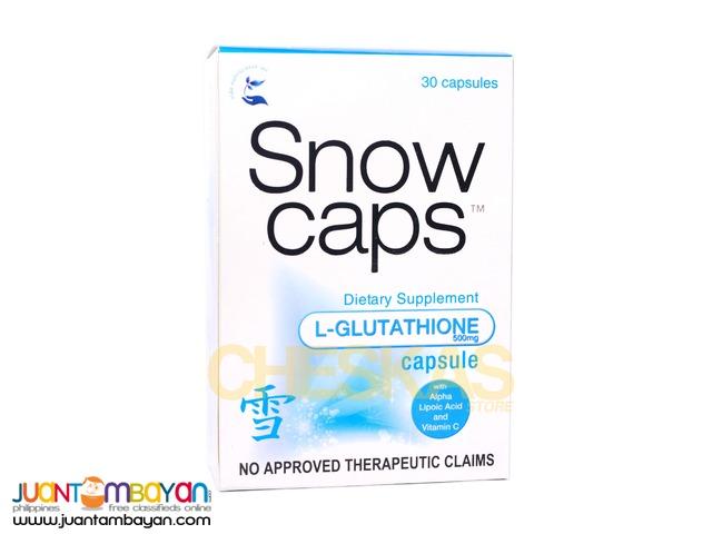 Snow Caps (SnowCaps) Glutathione Capsules