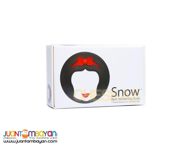 Snow Skin Whitening Soap