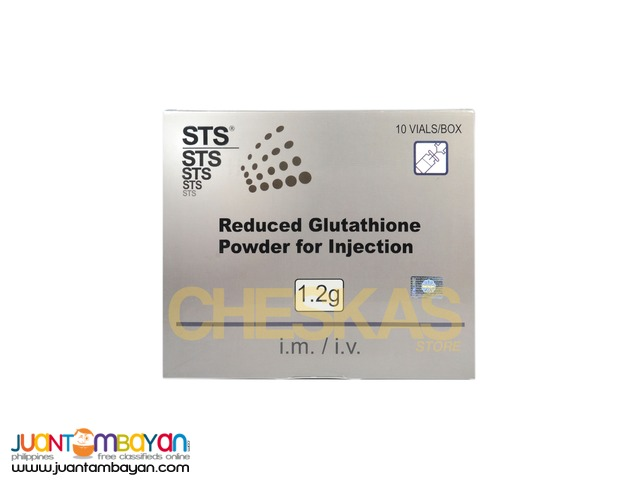 Sts Glutathione 1200mg Injectable