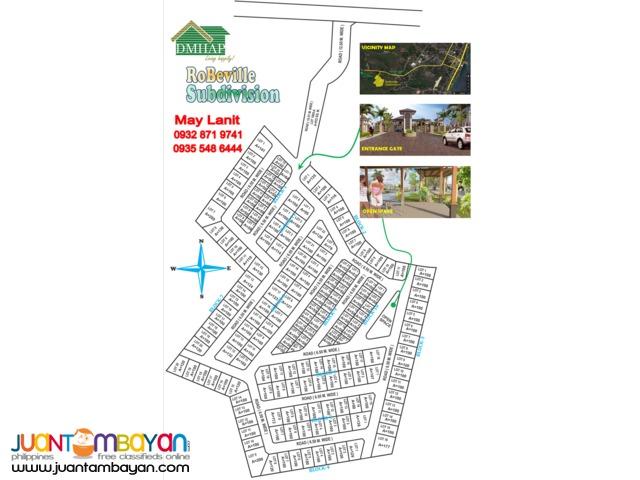 Subdivision Lot for Installment in Poblacion, Compostela, Cebu.
