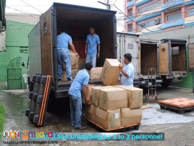 L EN J LIPAT BAHAY AND TRUCKING SERVICES INC
