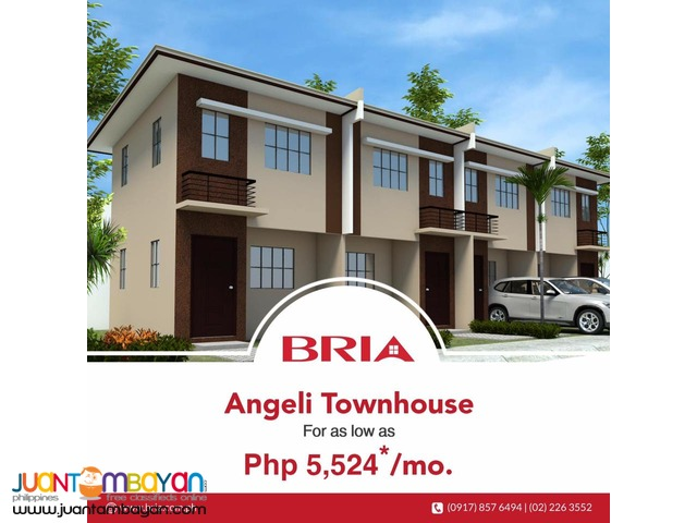 Lumina Binangonan - Angeli Townhouse