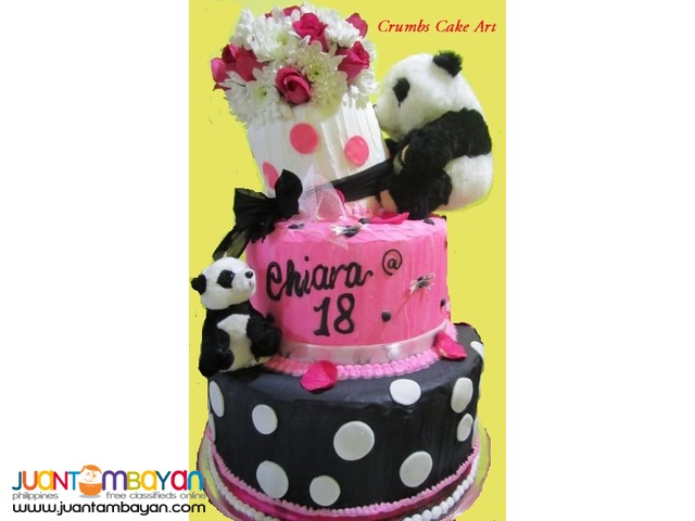 Affordable Customized Birthday Cake