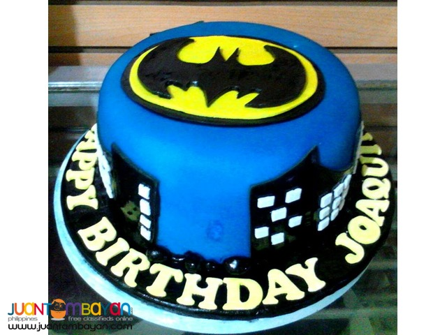 Affordable Customized Birthday Cake Bacoor Marion Sabido