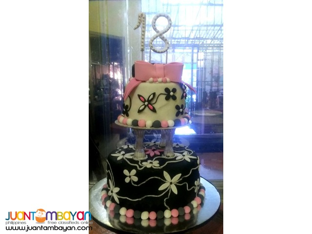 Affordable Customized Debut Cake