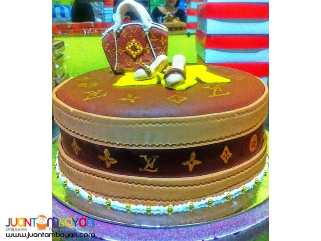 Affordable Customized Girl Birthday Cake