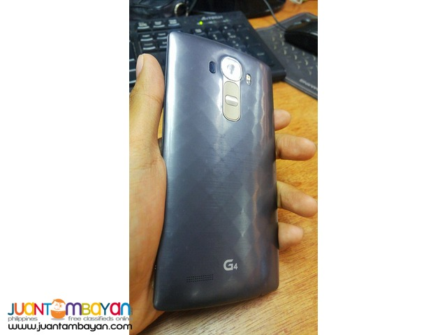 LG G4 Dual - with extra batteries