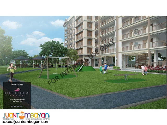 Resort type Condo in Paranaque | Calathea Place by DMCI