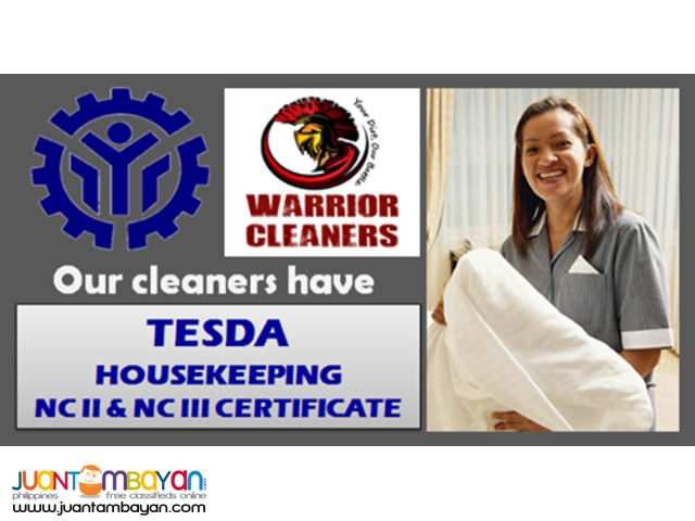 House, Condo, Office and Shop Cleaning Services
