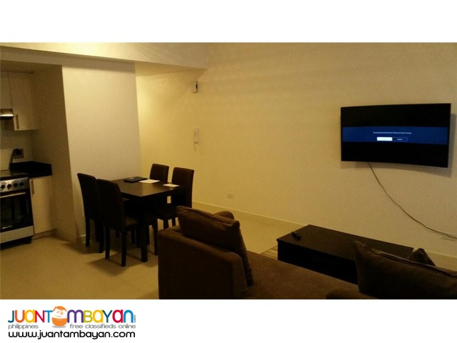 FOR LEASE 1BR The Lerato Tower 1, Fully furnished, Makati City