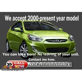 Loan almost whole of your Hyundai car's market's fair value OR CR only