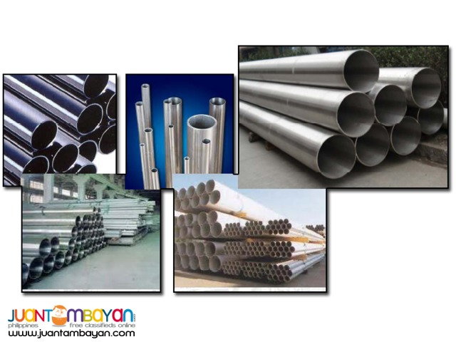 Stainless & Carbon Steel Construction Materials