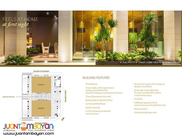 Live Inside Makati CBD, Live in Signa Designer Residences