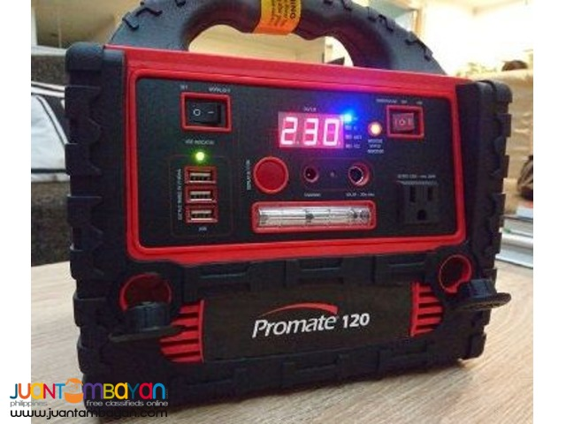 PROMATE 120 & 240 POWER STATION.