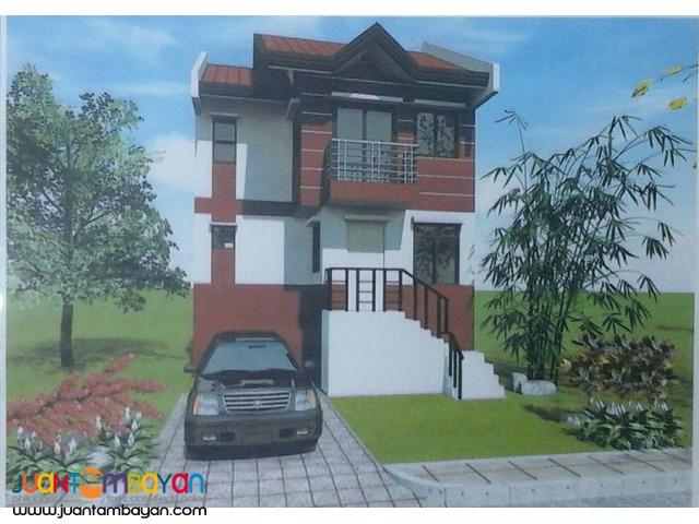 Capitol Park Homes 2 - Sampaguita Portion