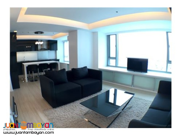 FOR RENT!!! Corner 2BR in Alphaland Makati Place, Makati City