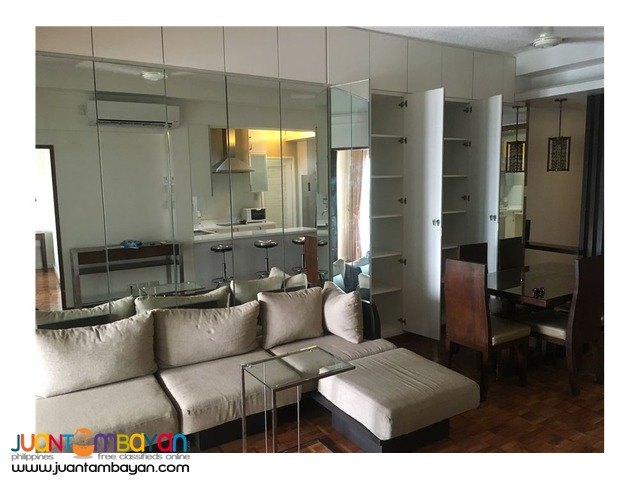 For Lease!!! 2 1/2 Bedroom Unit at the BSA Tower Makati