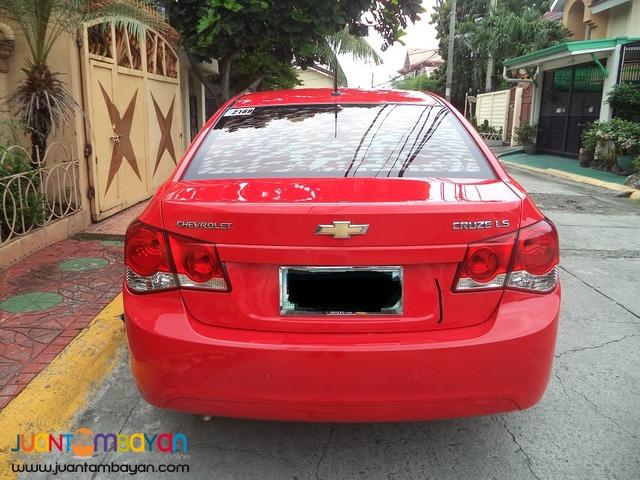 2010 Chevrolet Cruze LS A/T