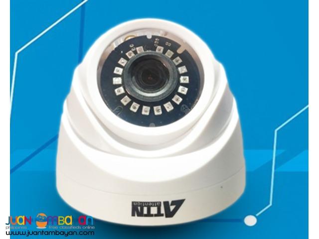 Affordable CCTV Camera w/ 2.4 mega pixel