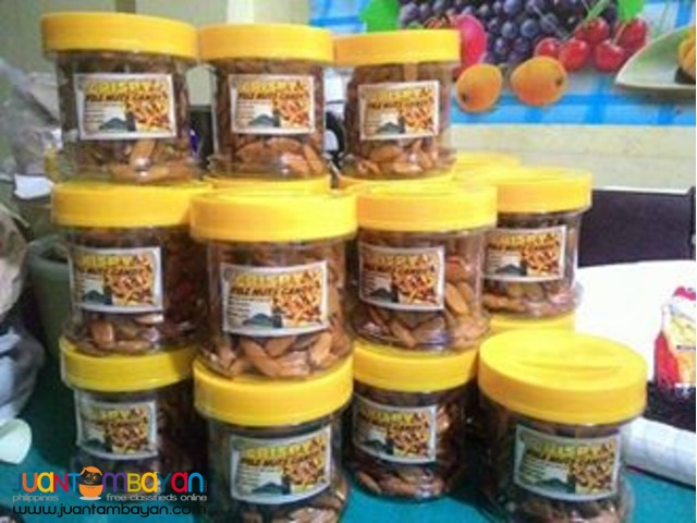 pili nuts crispy..crunchy..tastier...for sale..