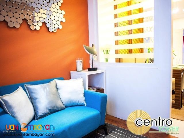 CENTRO TOWER Quezon City Serviced Apartment Investment