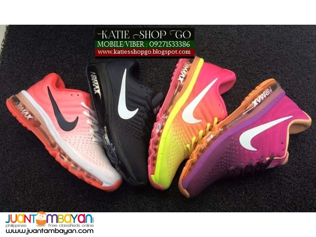 Nike Air Max 2017 Ladies Running Shoes