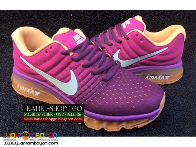 Nike Air Max 2017 Colorways LADIES RUNNING SHOES