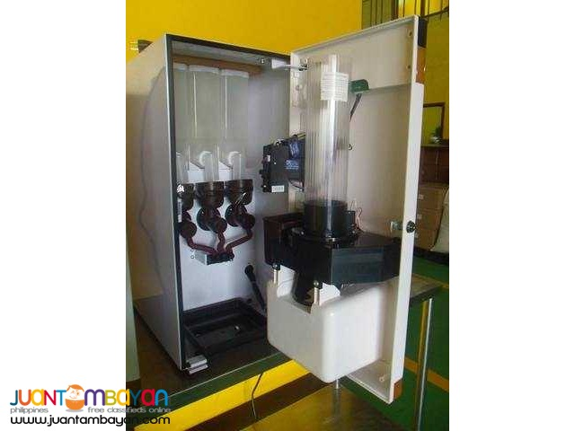 COFFEE VENDING BUSINESS (KABAYAN PREMIXES)