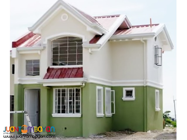 Terraverde Resiedences House and Lot for Sale in Carmona, Cavite