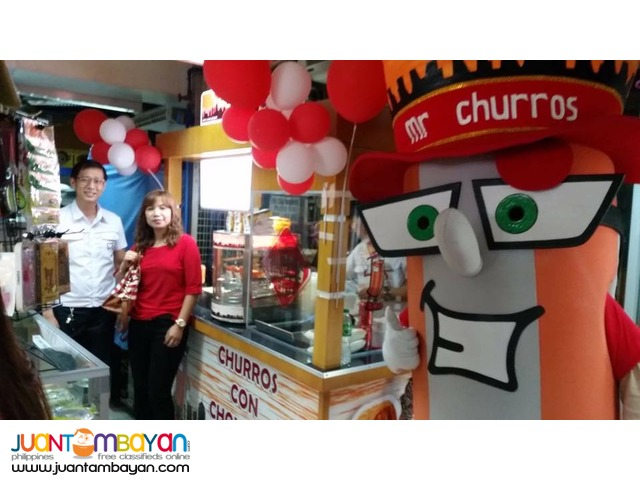 Churros City