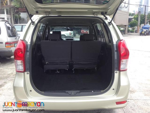 2015 Toyota Avanza 1.3 J Manual 8,100km