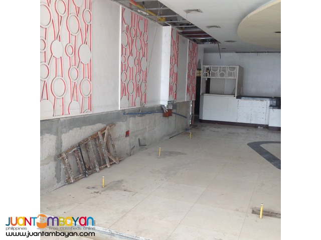 Commercial space for Rent, Mabolo