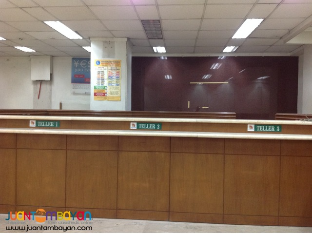 Commercial space for Rent in Osmeña Street, Cebu City