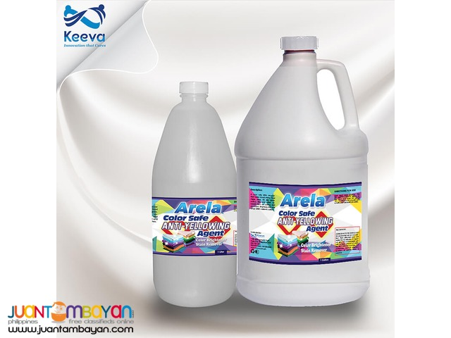 Color Safe Anti-Yellowing Agent