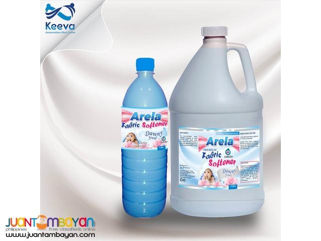 Premium Fabric Softener w/ Parfum Micro Capsules