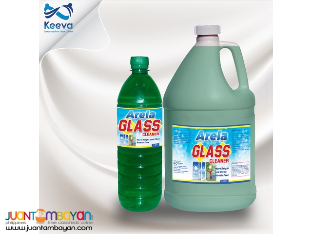 Glass Cleaner with Defogger