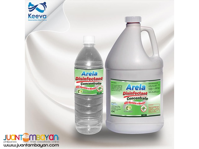 Disinfectant Concentrate with Deodorizer